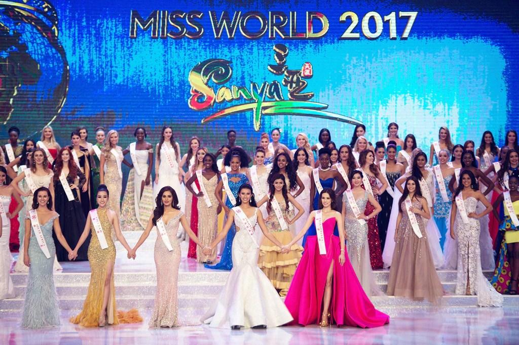 Miss World, 2017