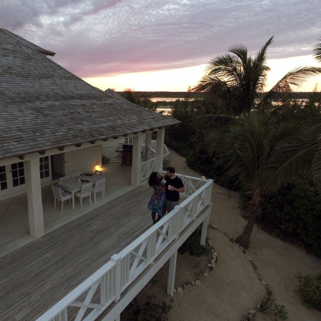 Sport: Serena Williams is having a honeymoon in paradise!  (Photos)