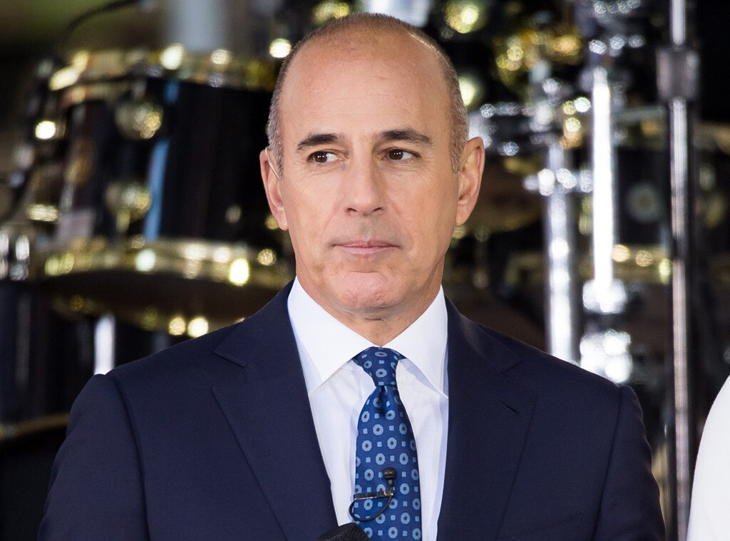 Image result for matt lauer