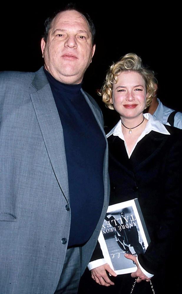Harvey Weinstein, Renee Zellweger