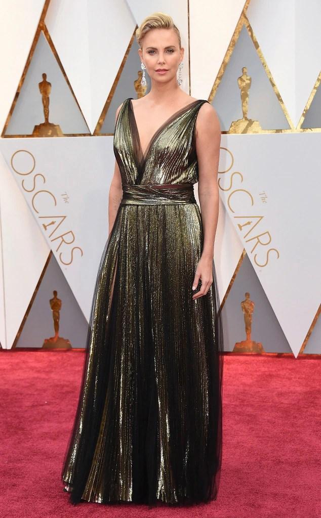 Charlize Theron, 2017 Oscars, Academy Awards, Arrivals