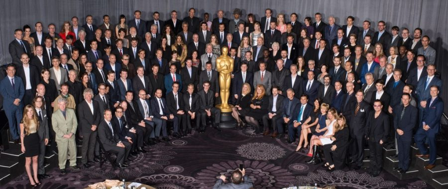 Oscar Luncheon, Class Photo 2014