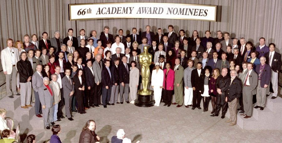 Oscar Luncheon, Class Photo 1994