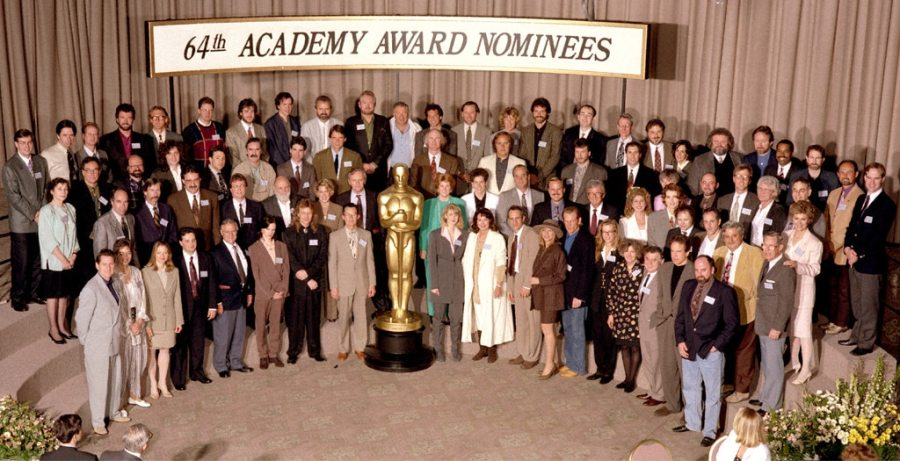 Oscar Luncheon, Class Photo 1992