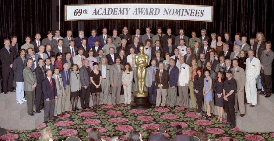 Oscar Luncheon, Class Photo 1997