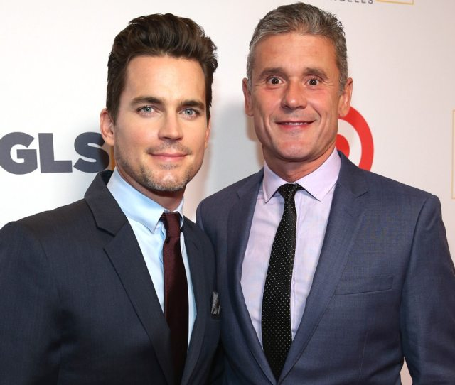 Matt Bomer And Simon Halls To Be Honored By Family And Children Services Group
