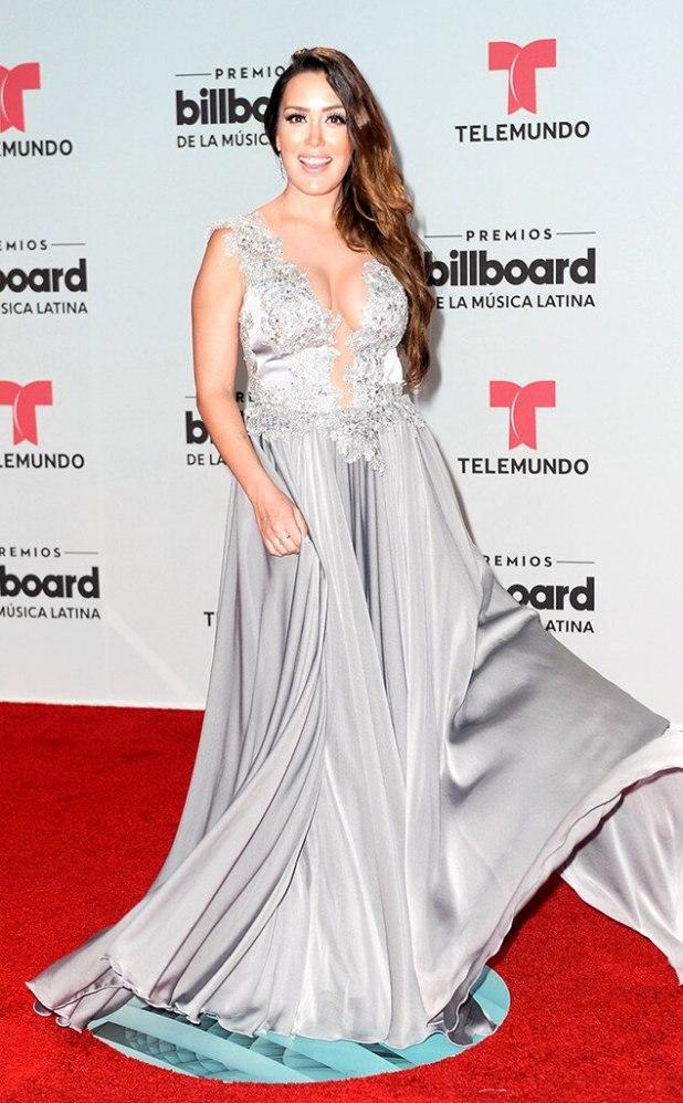 Carla Medina, 2017 Billboard Latin Music Awards