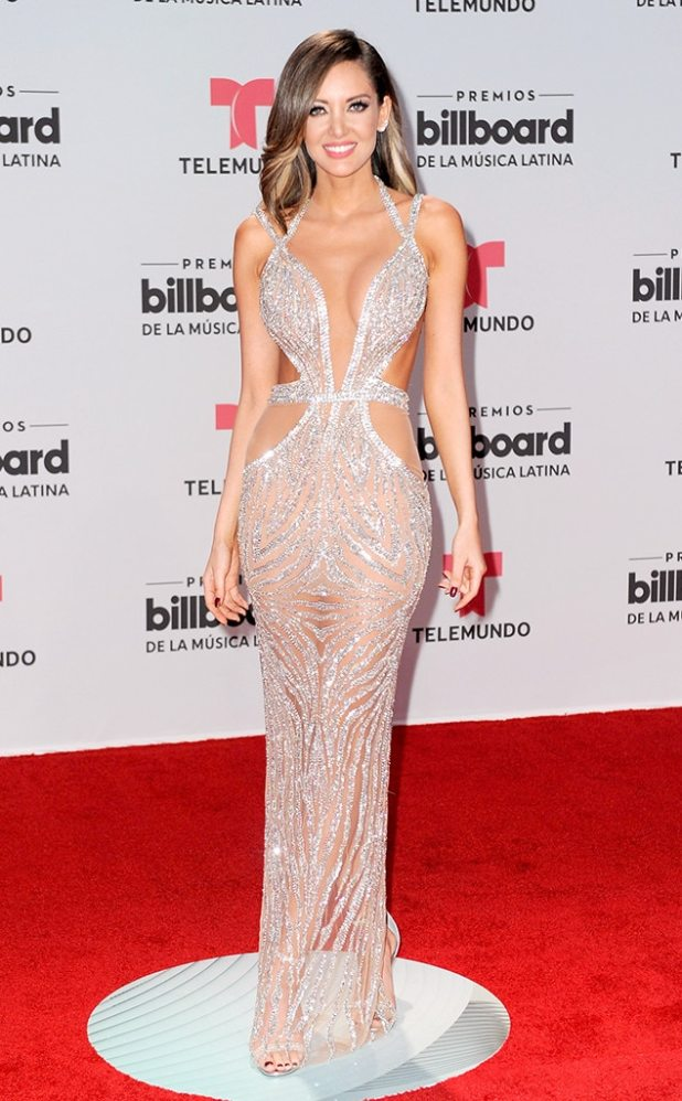 Patricia Zavala, 2017 Billboard Latin Music Awards