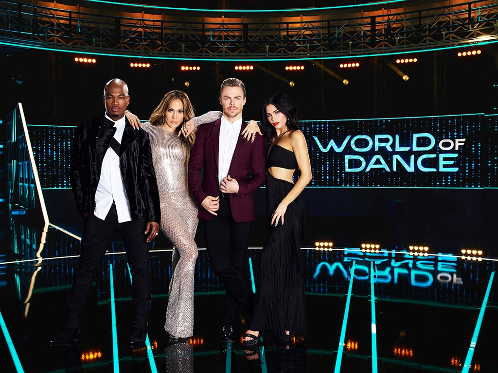 World Of Dance Is Here What To Expect From Jennifer Lopez