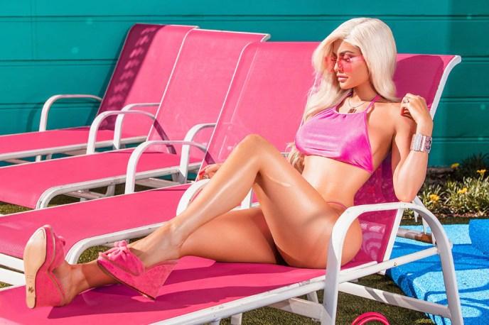 Kylie Jenner, Flaunt Magazine