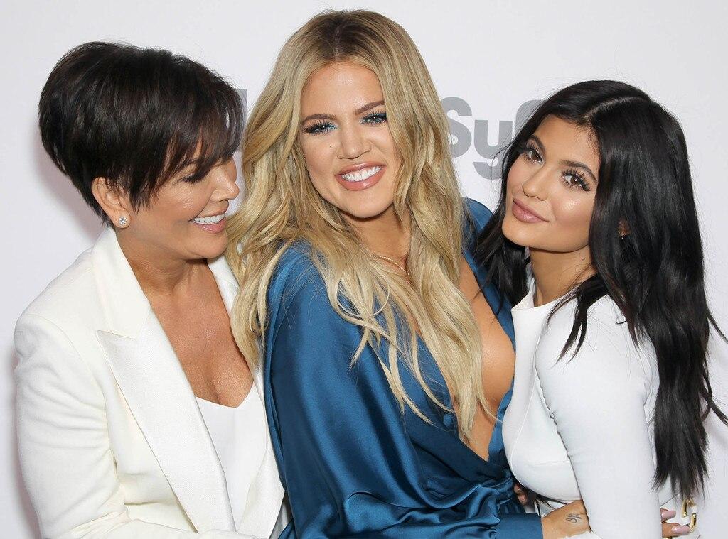 ESC: Kris Jenner, Kylie Jenner, Khloe Kardashian