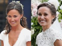 Pippa Middleton Brings Part of the Royal Wedding to Her ...