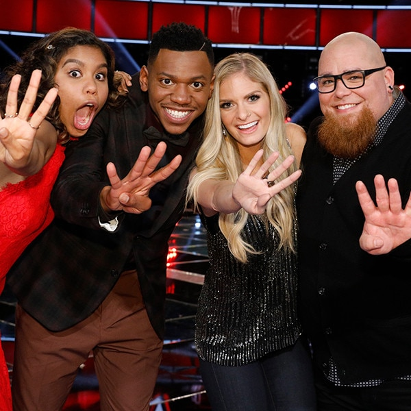 And the The Voice's Season 12 Winner Is... | E! News