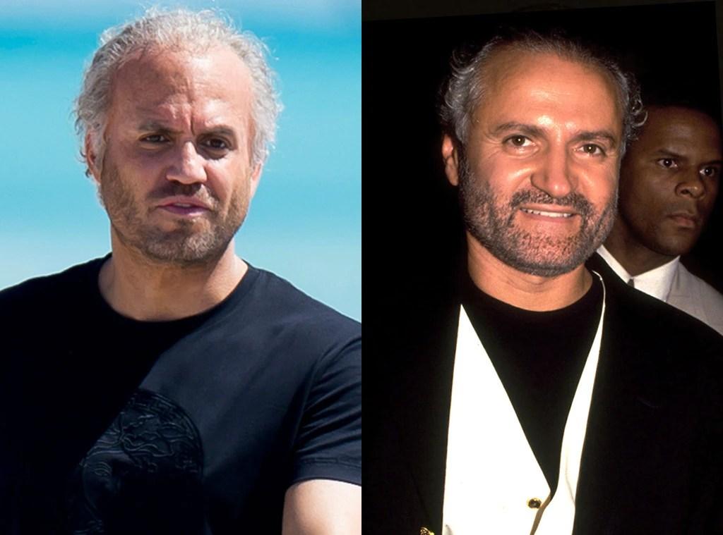 Edgar Ramirez, Gianni Versace
