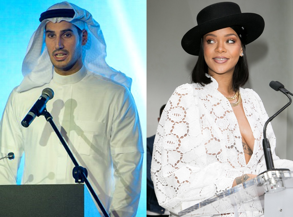 Mystery Man No More 5 Things To Know About Rihanna S New