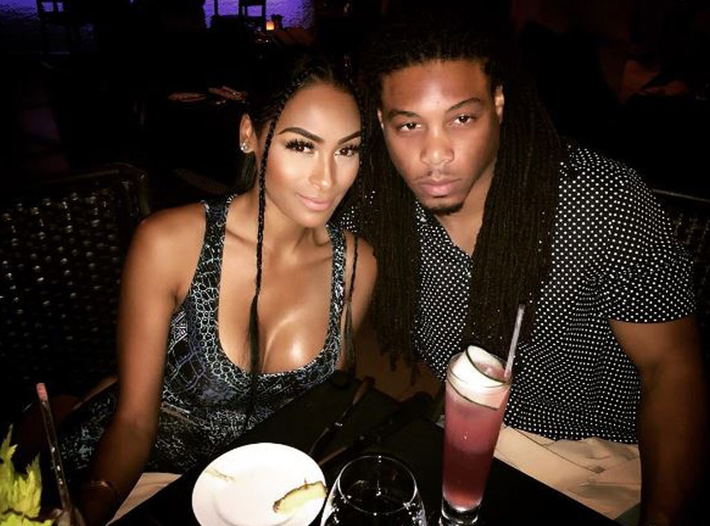 WAGS Miami Stars Ashley Nicole Wheeler Claudia Sampedro and More Flaunt Their Love See the