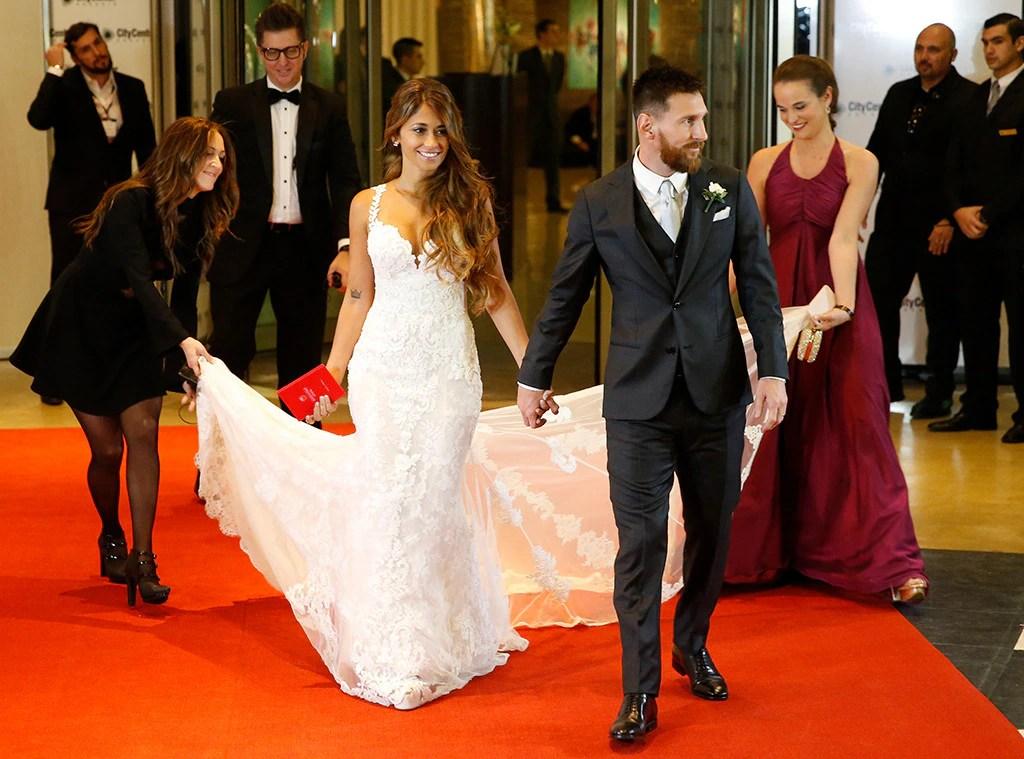 Foto Hochzeit Messi