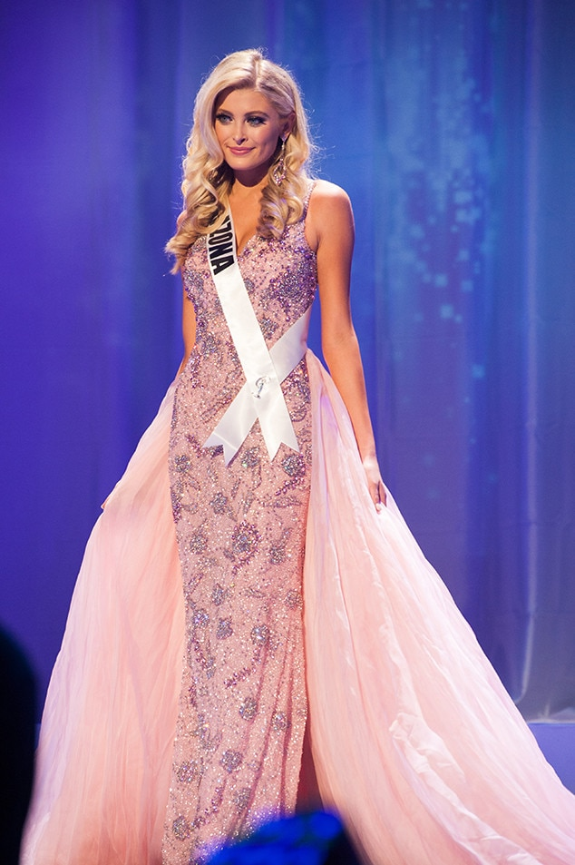 Karlina Riggs, Miss Arizona Teen USA 2017, Preliminary Competition, Evening Gown