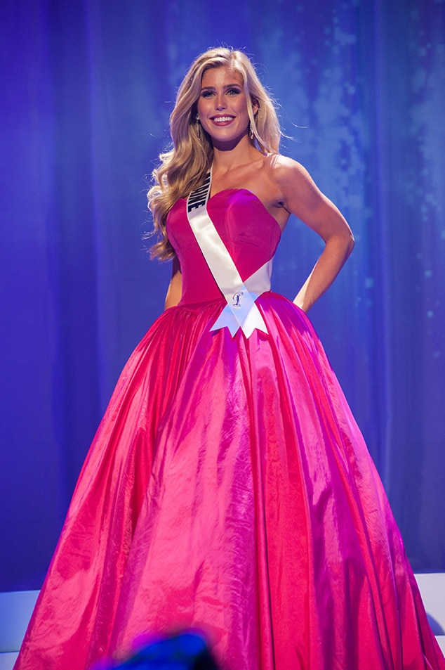 Victoria Timm, Miss Maine Teen USA 2017, Preliminary Competition, Evening Gown