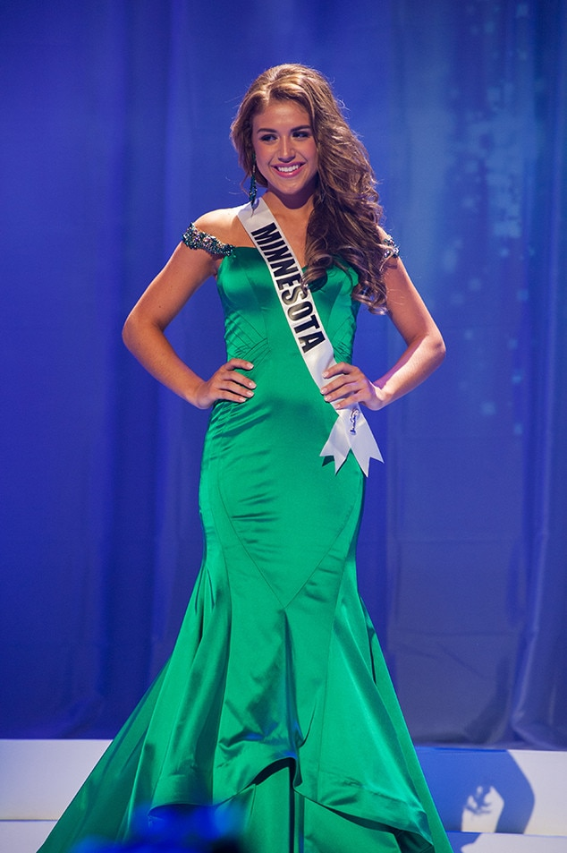 Tori Tritton, Miss Minnesota Teen USA 2017, Preliminary Competition, Evening Gown