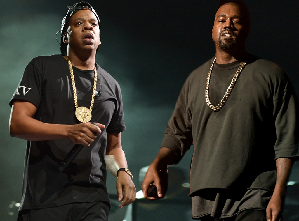 Jay Z Opens Up About Alleged Feud With Kanye West And