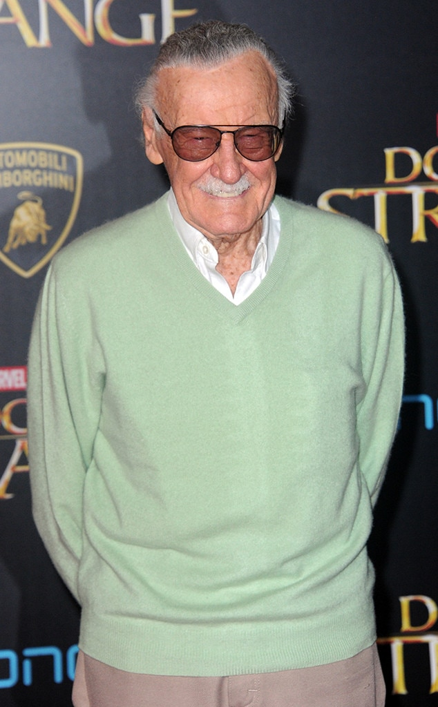 Stan Lee Feeling Great After Brief Hospitalization   E, Brandweek) 9, the X-Men, editor, Your argument is invalid ...