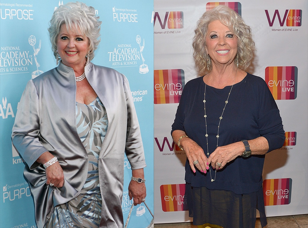 Paula Deen from Celebrity Chefs Weight Loss  E News