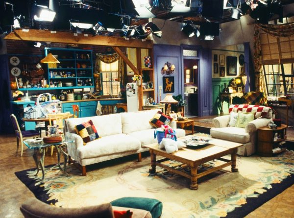 friends kitchen ideas Friends from Set Designs of Iconic TV Shows | E! News