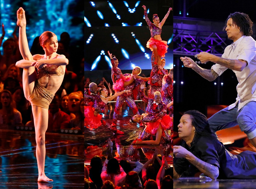 World Of Dance Finale Who Took Home The Top Prize E News