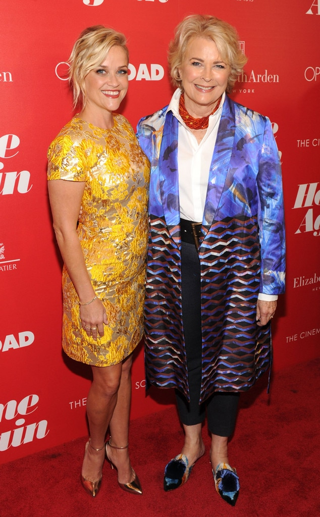 Reese Witherspoon, Candice Bergen