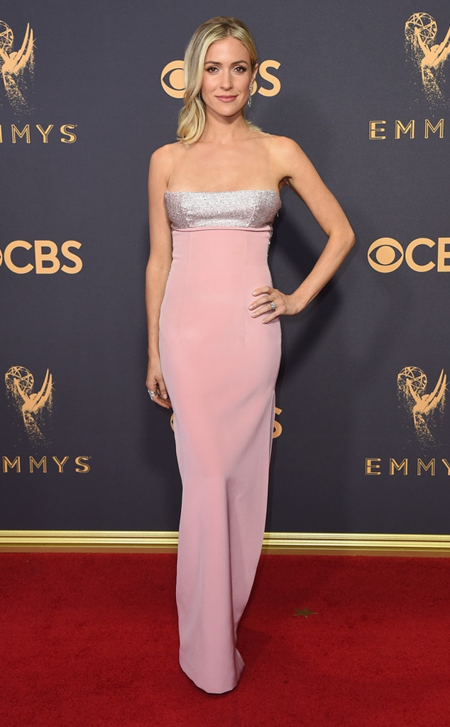 2017 Emmys Red Carpet Arrivals Kristin Cavallari, 2017 Emmy Awards, Arrivals