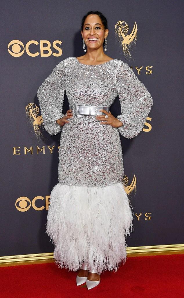 2017 Emmys Red Carpet Arrivals Tracee Ellis Ross, 2017 Emmy Awards, Arrivals