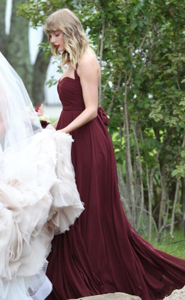Taylor Swift, Bridesmaid