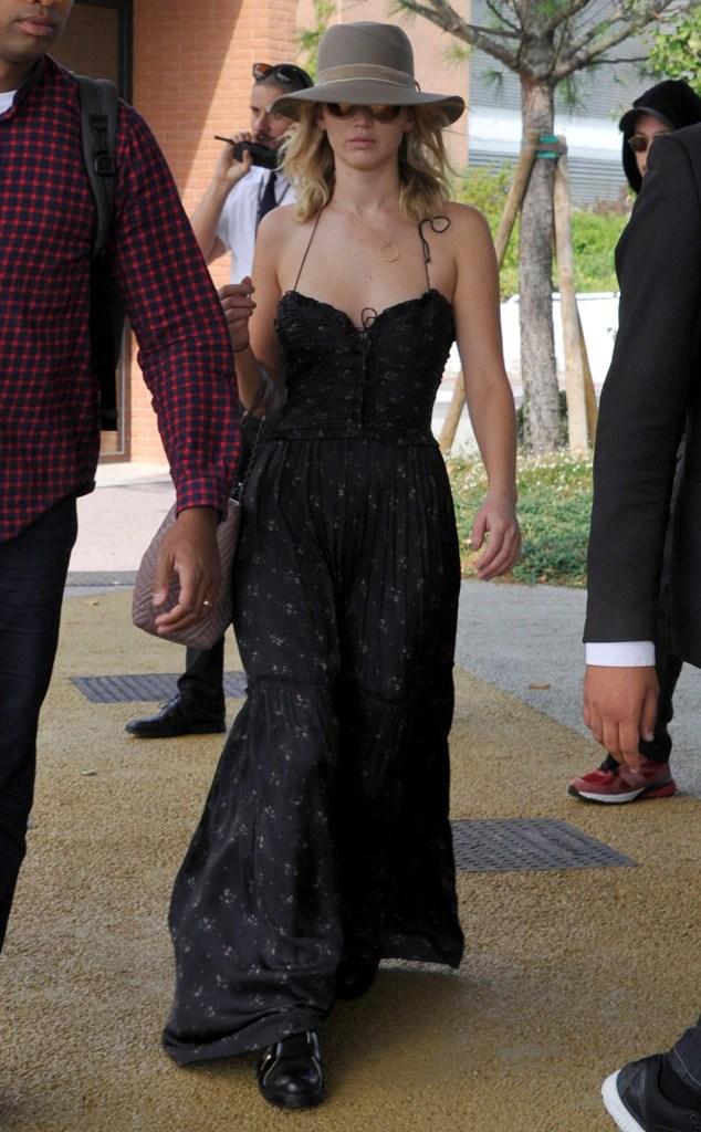 Jennifer Lawrence, Venice Film Festival 2017