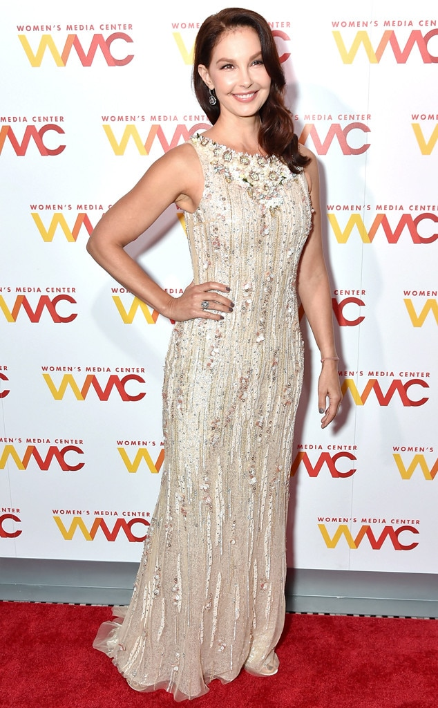 Ashley Judd, Womens Media Awards