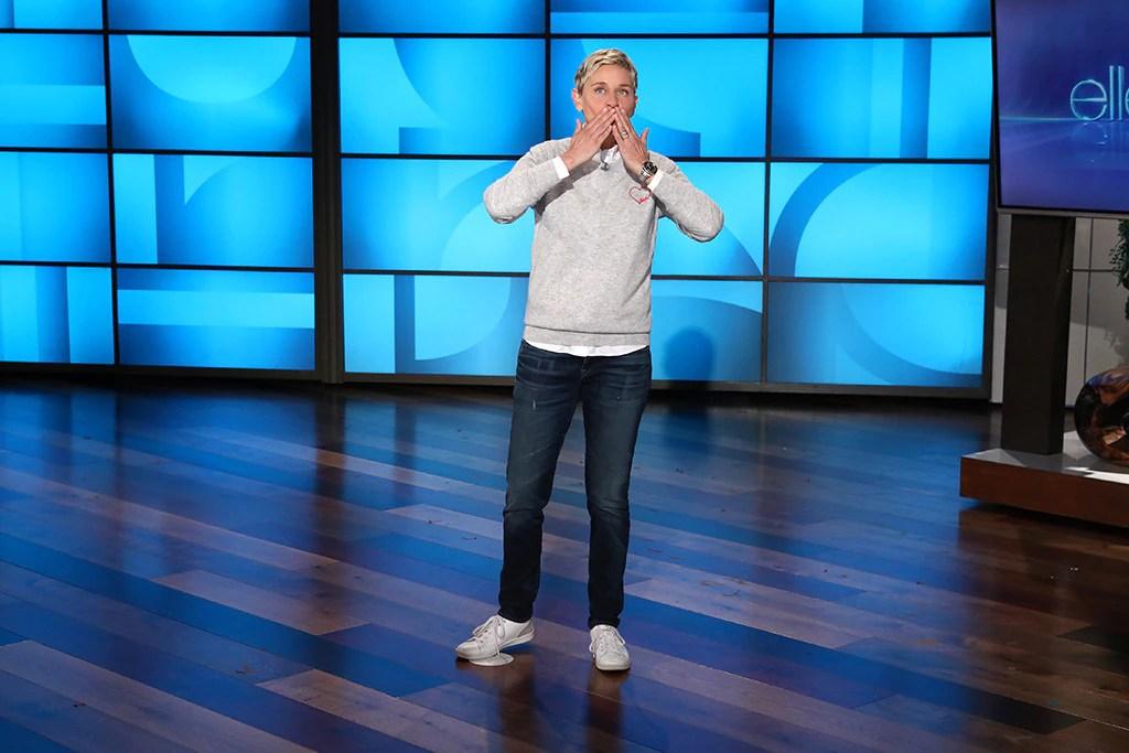 Ellen DeGeneres, The Ellen DeGeneres Show