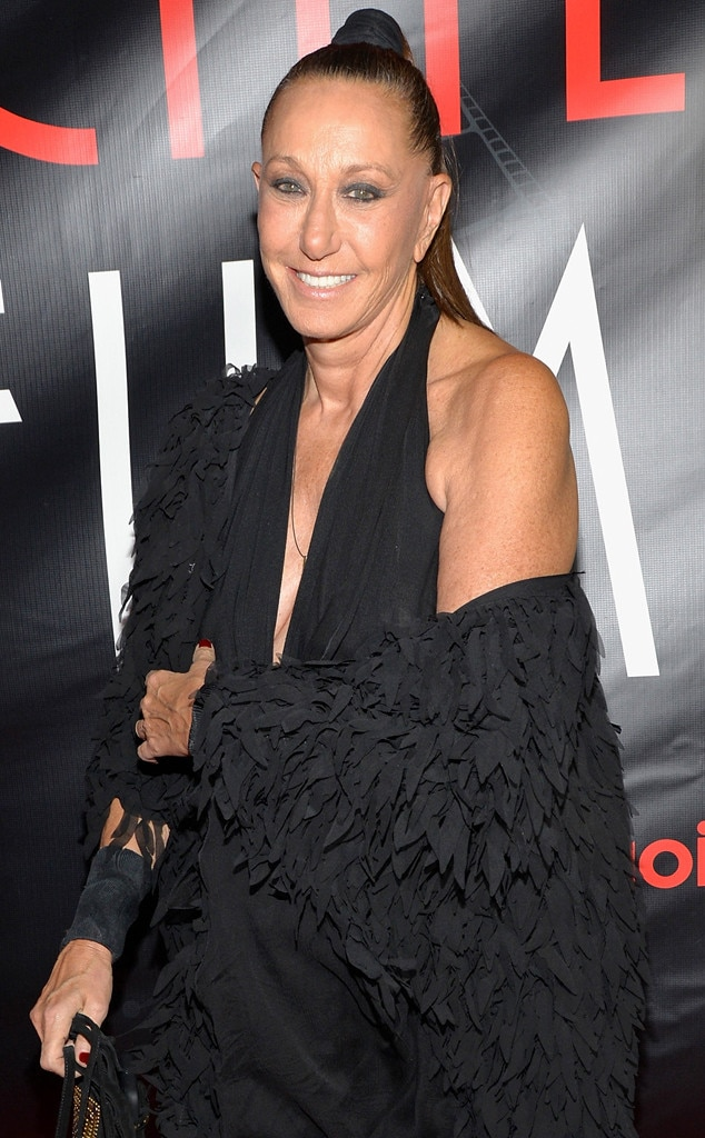 Donna Karan, CineFashion Film Awards 2017