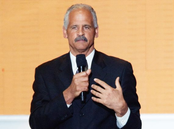 Stedman Graham, Surprise Oprah! A Farewell Spectacular, 2011