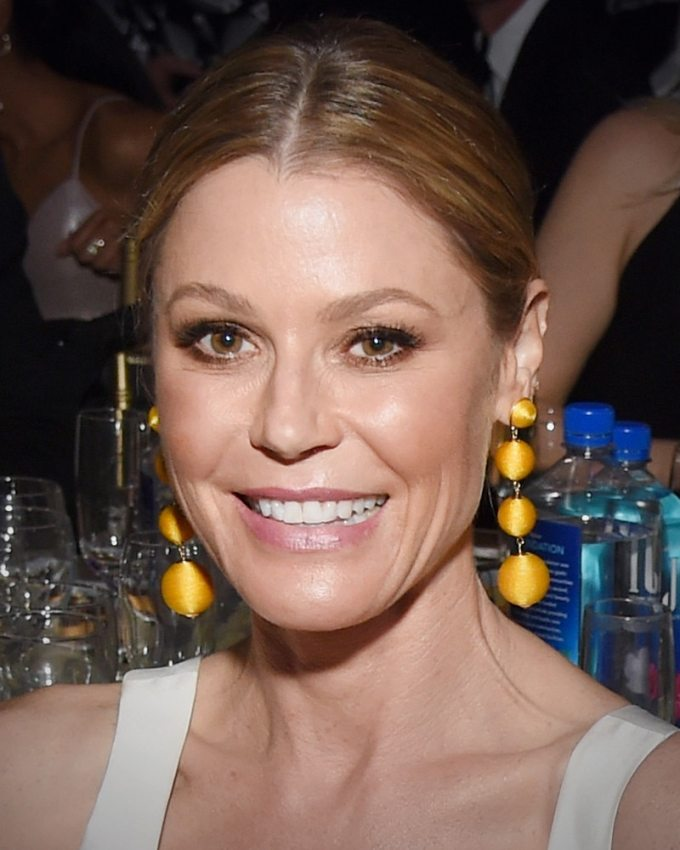 julie bowen's hairstylist uses the coolest leave-in