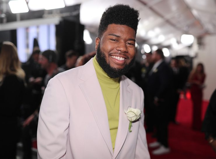 Khalid, 2018 Grammy Awards