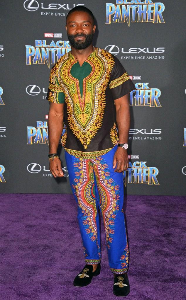 David Oyelowo, Black Panther premiere