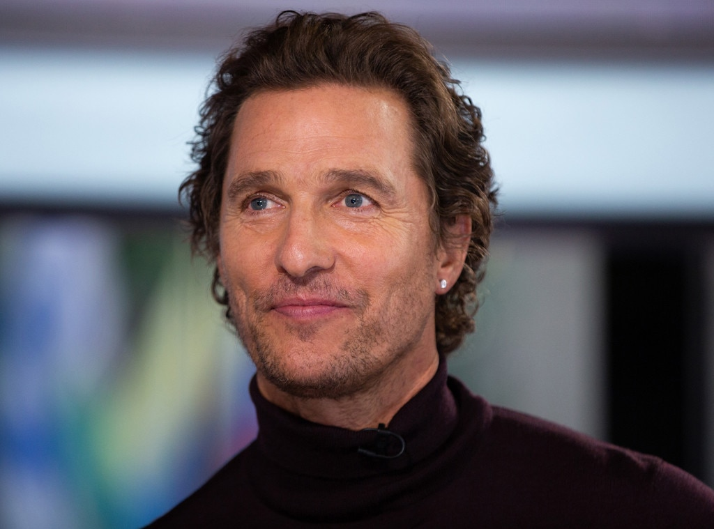 Matthew Mcconaughey Wanted To Be The Jack To Kate Winslet
