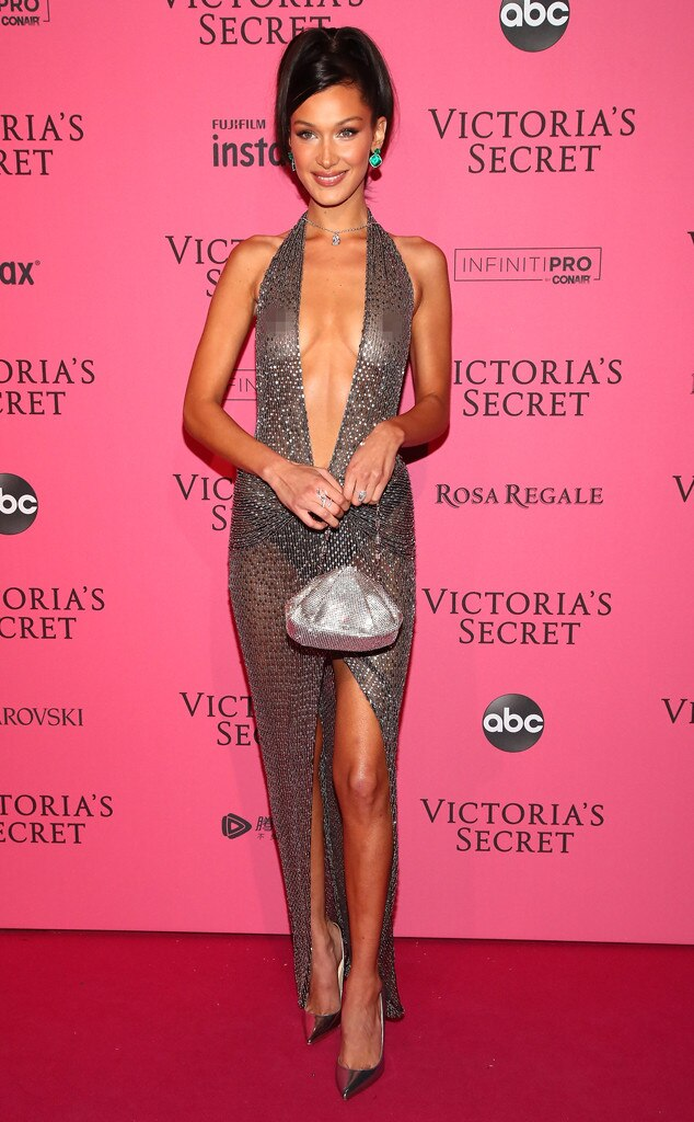 Bella Hadid, Victoria's Secret After Party 2018