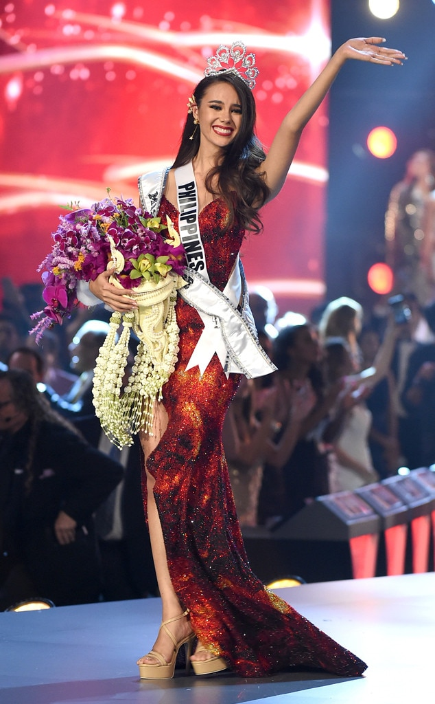 Miss Philippines Is Crowned Miss Universe 2018 E News
