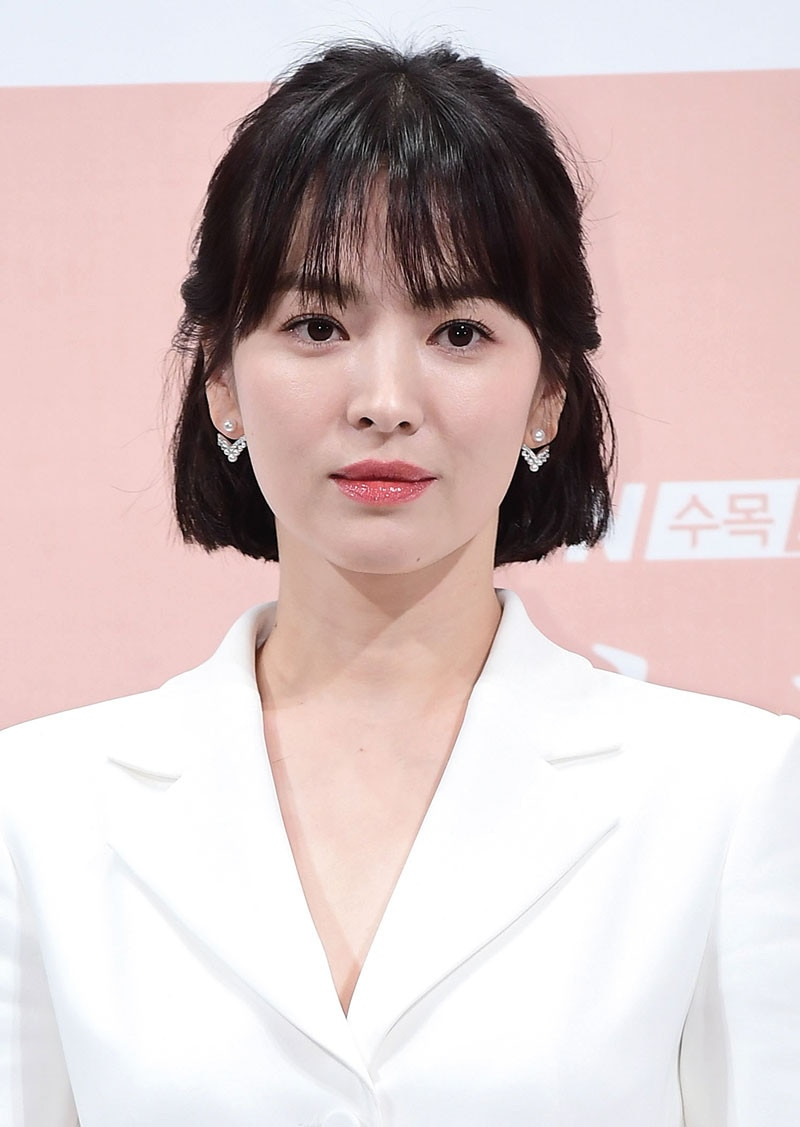 Song Hye Kyo Is The New Asia Ambassador For Jewellery