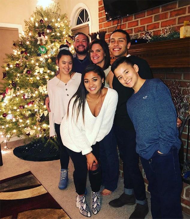 Jon Gosselin, Christmas 2018, Collin Gosselin, Hannah Gosselin, Colleen Conrad, Jesse Conrad, Jordan Conrad