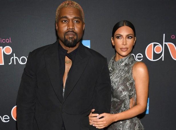 Kim Kardashian, Kanye West