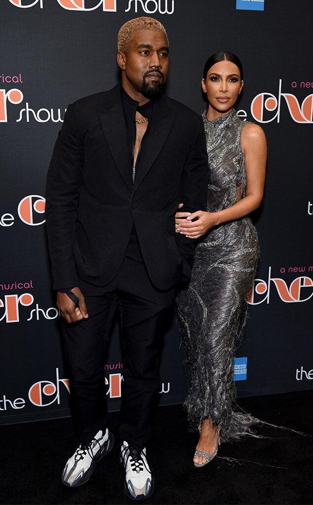 Kim Kardashian, Kanye West, Cher Show
