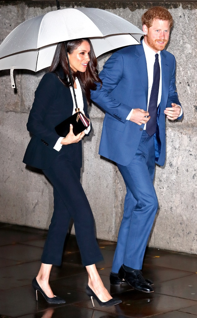 Prince Harry And Meghan Markle Ended Valentines Week With