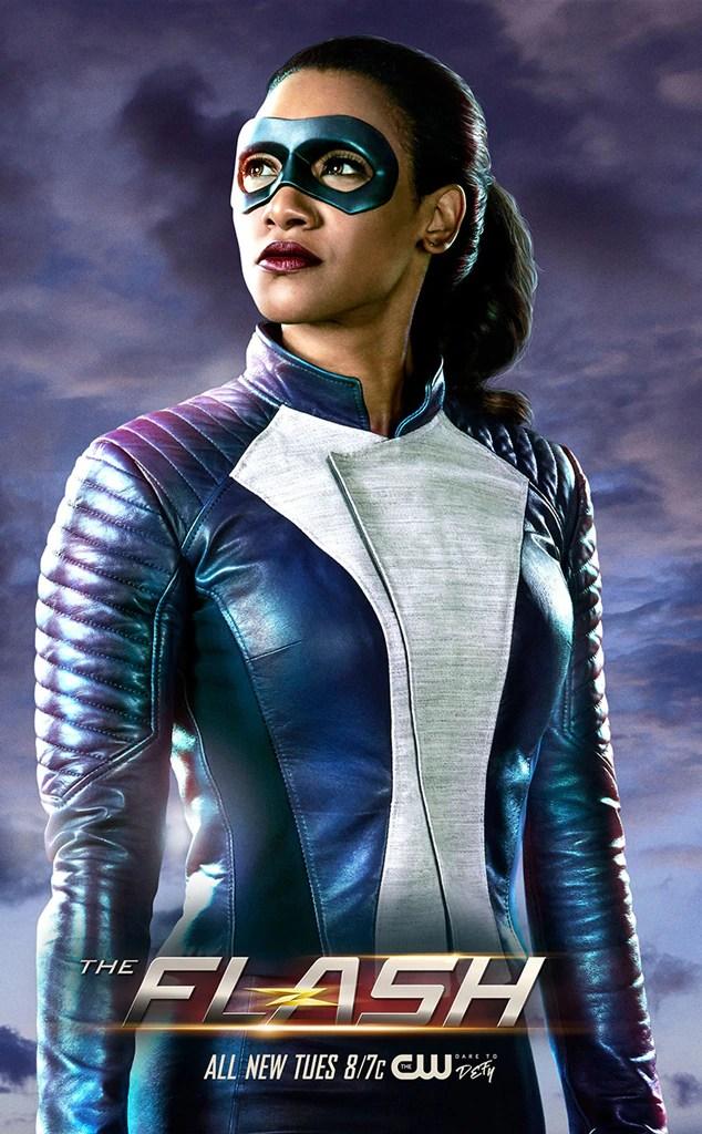 Candice Patton, The Flash